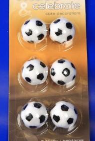 Tårtljus Fotbollar