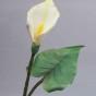 Blomstertråd - Vit