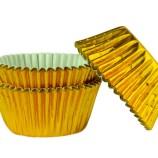 Muffinsform - Guld