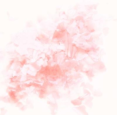 Glitterflakes - Rosa