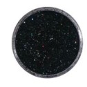 Tårtglitter - Black Hologram