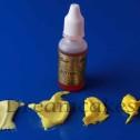 Flytande färg - Buttercup