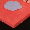 Flower foam pad