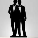 Brudpar - Två killar