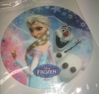 Frozen - Elsa och Olof