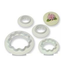 Figurutstickare för kul former på tårta och cupcakes/muffins.