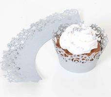 Fina omtag runt dina muffins gör dina cupcakes supersnygga