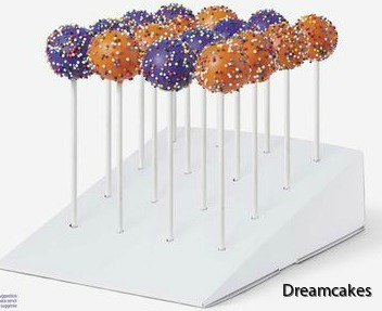 Servera dina cakepops på ett riktigt snyggt sätt med denna cakepops ställning.