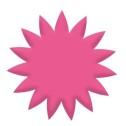 Dekorationsfärg - Candy floss