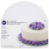 Tårtbricka i 12-pack 25cm