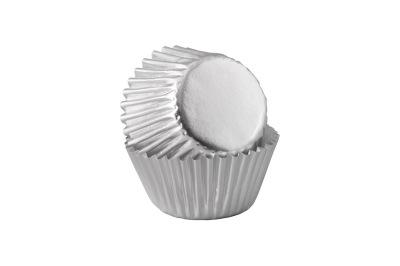 Mindre minimuffinsform Silver