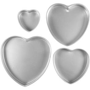 Bakform hjärtan