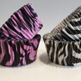 Muffinsform - Zebra