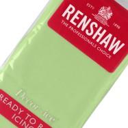 Sockerpasta - Pastell Grön