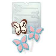 Chokladform - Fjärilar