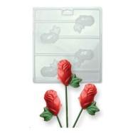 Chokladform - Roses