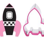 Pepparkaksform - Raket