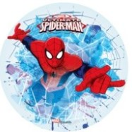 Spindelmannen-  oblatbild