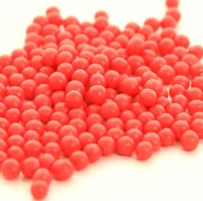 Mjuka pärlor - Röda