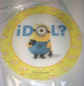Minions - Idol