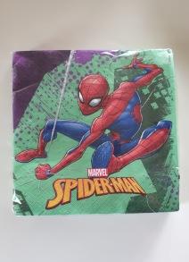 Servetter - Spindelmannen - Servetter - Spindelmannen