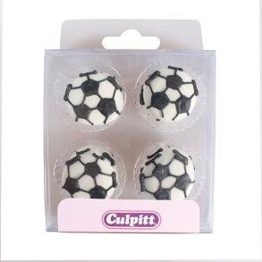 Fotbollar - Socker decor
