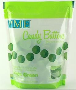 Choklad - Light Green vanilla -