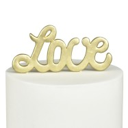 FMM Utstickare - LOVE (cake topper)
