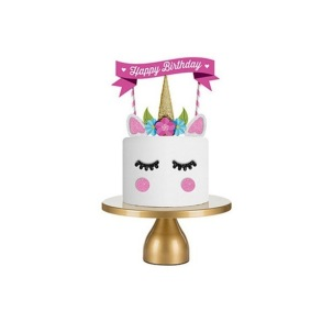 Cake Toppers - Unicorn