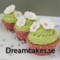 utstickare sockerblommor, metallutsticakre, pepparkaksformar blomstermönster