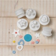 Cake Star Push Easy Shape Cutters