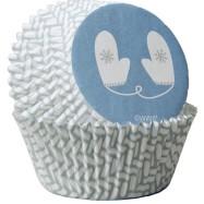 Muffinsform - Vintervantar