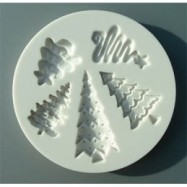 Alphabets Moulds - Julgranar