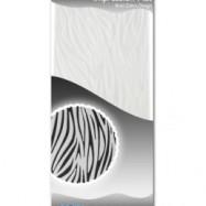 PME Mönstermatta - Zebra