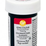 Wilton - Christmas Red