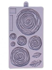 Karen Davies silikonform - Roses