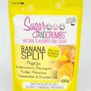 Smaksatt Florsocker - Banana Split