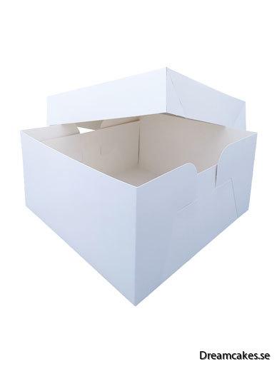 13-Inch-Square-White-Cake-Box