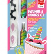 Cupcakes kit - Unicorn