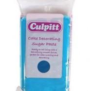 Culpitt Sockerpasta - Blå