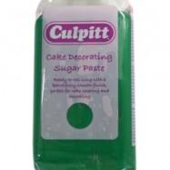 Culpitt Sockerpasta - Grön