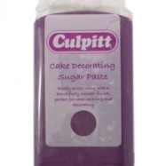 Culpitt Sockerpasta - Lila