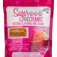 Smaksatt Florsocker - Vanilla Fudge