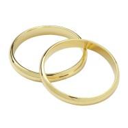 Bröllopsringar - Guld