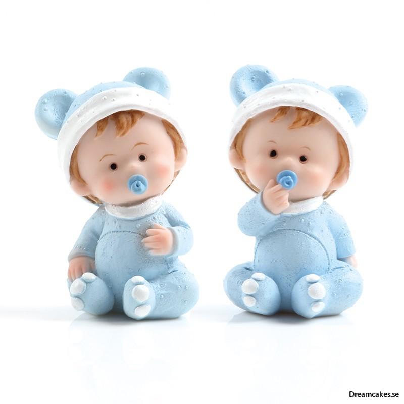 Blå bäbis