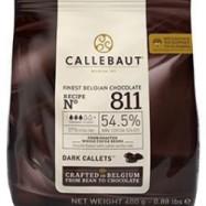 CALLEBAUT 811 54,5% 400 G