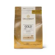CALLEBAUT GOLD 30,4% 2,5 KG