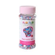 FunCakes Sockerpärlor Färgmix