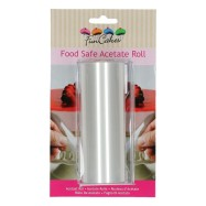 FunCakes Food Safe Acetate Roll 12cm