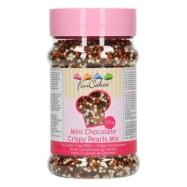 FunCakes strössel Mini Chocolate Crispy Pearls Mix